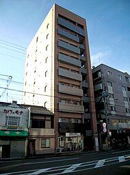 西院くめマンション[4階]の外観