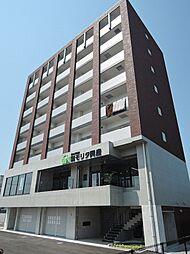 福岡県遠賀郡水巻町頃末南3丁目の賃貸マンションの外観