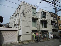 シティライフ帝塚山[3階]の外観