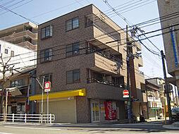 兵庫県神戸市兵庫区石井町1丁目の賃貸マンションの外観