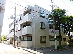 兵庫県尼崎市塚口本町4丁目の賃貸マンションの外観