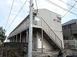 SY290[2階]の外観