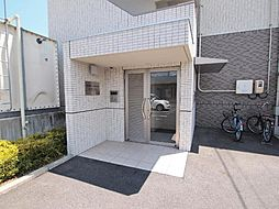ハートフルマンション レケンス[1階]の外観