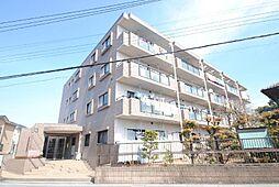 埼玉県越谷市東越谷1丁目の賃貸マンションの外観