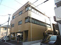 第二横田ハイツ[202号室]の外観