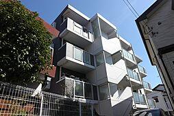 カーサ・ルビアナ[1階]の外観