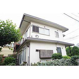 東京都杉並区高井戸西3丁目の賃貸アパートの外観