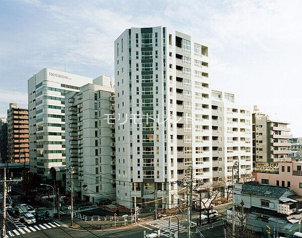 カスタリア目黒かむろ坂 2階の賃貸【東京都 / 品川区】