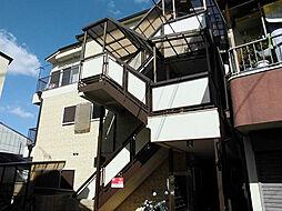 大阪府東大阪市柏田西1丁目の賃貸マンションの外観