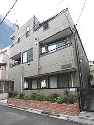 東京都北区志茂5丁目の賃貸マンションの外観