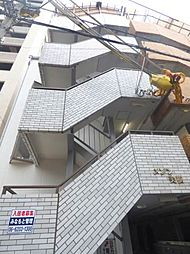 大阪府大阪市住吉区長居3丁目の賃貸マンションの外観