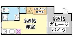 [一戸建] 兵庫県神戸市長田区蓮宮通4丁目 の賃貸【/】の間取り