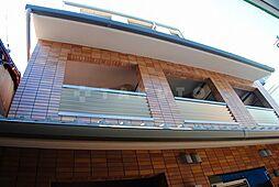 リバーパレス白川[4階]の外観