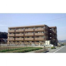兵庫県豊岡市戸牧の賃貸マンションの外観