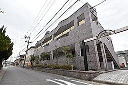 愛知県名古屋市中川区戸田2丁目の賃貸アパートの外観
