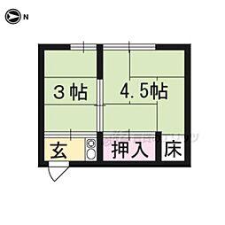 茶山駅 2.0万円