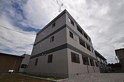 愛知県名古屋市中川区上脇町1丁目の賃貸マンションの外観