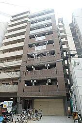 大阪府大阪市西区新町2の賃貸マンションの外観