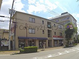 兵庫県宝塚市伊孑志3丁目の賃貸マンションの外観