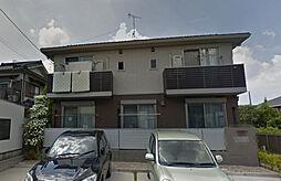 愛知県名古屋市緑区亀が洞1丁目の賃貸アパートの外観