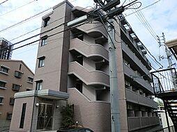 シーズ上西[1階]の外観