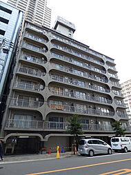 南堀江スカイハイツ[4階]の外観