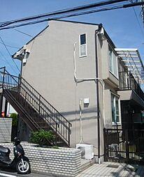 浜竹一丁目ハイツ[2階]の外観