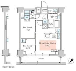 京急本線 青物横丁駅 徒歩4分の賃貸マンション