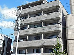 グランコスモ出町柳[5階]の外観