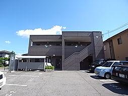 兵庫県揖保郡太子町立岡の賃貸アパートの外観