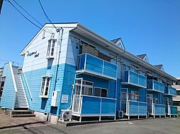 静岡県浜松市中区和地山1丁目の賃貸アパートの外観