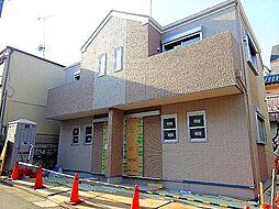 [テラスハウス] 東京都大田区南馬込3丁目 の賃貸【/】の外観