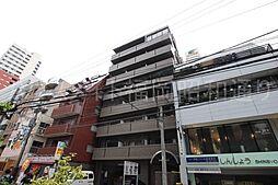 大名本田ビル[4階]の外観
