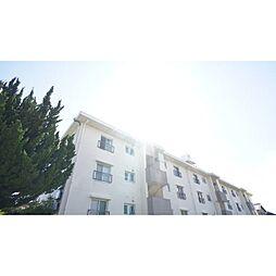 サンハイム山分 A棟[1階]の外観