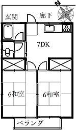 東高須駅 4.2万円