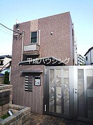 ベアトリーチェ早稲田[101号室]の外観