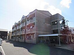 滋賀県近江八幡市桜宮町の賃貸アパートの外観