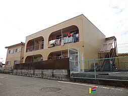 古川アパート[103号室]の外観