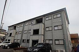 広島県広島市南区仁保1丁目の賃貸アパートの外観