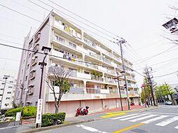 宮前平富士通ハイツB棟[526号室]の外観