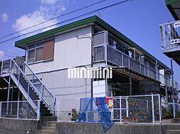 鈴家荘北棟[2階]の外観
