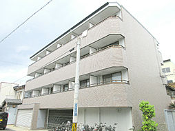 大阪府東大阪市上小阪3丁目の賃貸マンションの外観