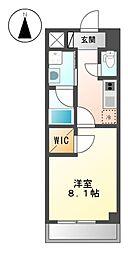 パークレジデンス上飯田駅前[3階]の間取り