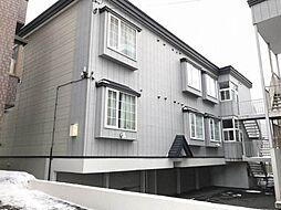 麻生ハイツ[1階]の外観