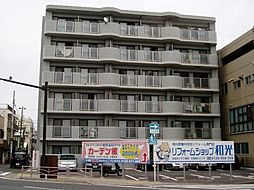 AYマンション[5階]の外観