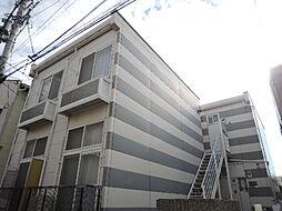 大阪府大阪市生野区田島3丁目の賃貸アパートの外観
