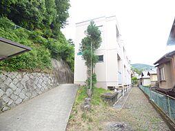 鳴滝グリーンハイツ[2階]の外観