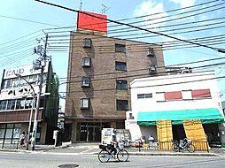 大阪府堺市西区上の賃貸マンションの外観