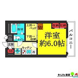 長居駅 4.3万円
