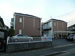 ウィンディア加茂川A[201号室]の外観